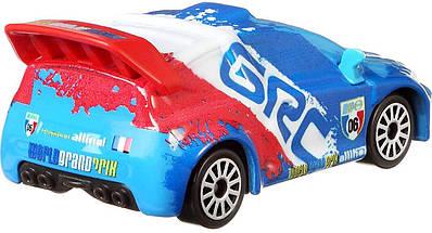 Машинка Рауль Заруль з мультика Тачки, фото 3