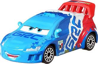 Машинка Рауль Заруль з мультика Тачки, фото 2