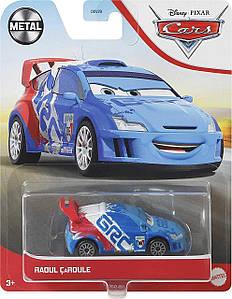 Машинка Рауль Заруль (Disney and Pixar Cars Raoul Çaroule) из мультика Тачки