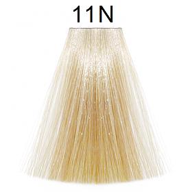 11N (ультра светлый блондин) Стойкая крем-краска для волос Matrix SoColor Pre-Bonded,90 ml