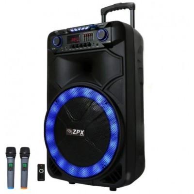 Активная колонка-Комбик с беспроводным микрофоном SKY SOUND SS-1011