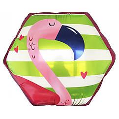 Шарик Фламинго 57×57см