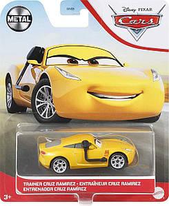 Тачки 3: Круз Рамирес (Trainer Cruz Ramirez) Disney Pixar Cars от Mattel
