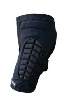 Защитные шорты сноубордические/горнолыжные Destroyer DSRP-222-L Black, фото 2