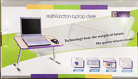 Подставка для ноутбука Laptop table A8 (столик)
