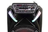 Bluetooth колонка-валіза акумуляторна 150W SOUNDBOX SB-4500, фото 7