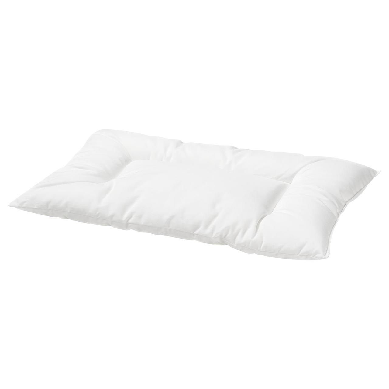 LEN ЛЕН Подушка для кровати для младенцев 35x55 см