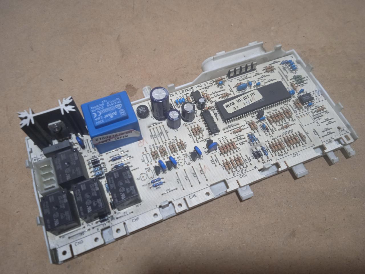 Модуль управления  Indesit W81 215007669.00  Б/У