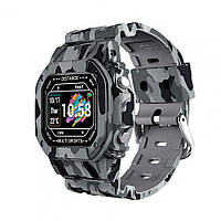Наручные смарт часы Smart Watch Fitness i2 Millitary