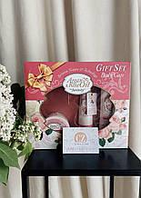 Подарунковий набір для тіла Argan & Rose Oil