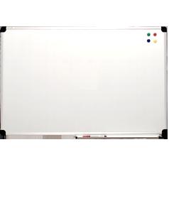 Магнитно-маркерная доска в алюминиевой раме ABC Все размеры. Белая доска для рисования маркером