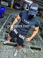 Спортивные мужские шорты WARRIOR, фото 1
