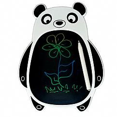 """LCD планшет-доска для рисования 8,5"""" детский Панда. LCD writing tablet планшет для рисования"""