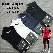 Шкарпетки чоловічі літні сітка SPORT N короткі, Туреччина, р41-44, асорті, 30031342
