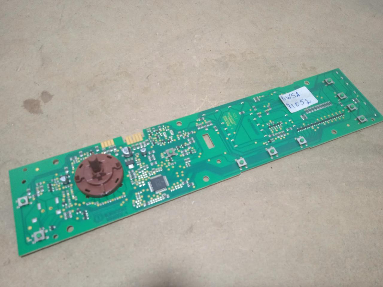 Модуль індикації Indesit BWSA71052 21026219301 Б/У
