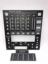 Лицевая панель самоклейка DNB1112, DAH2103 Black для Pioneer djm600