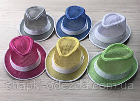 Шляпа молодежная челинтано Размер 57-58
