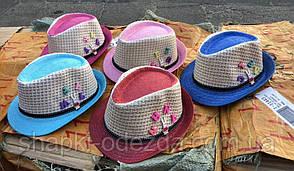 Шляпа молодежная челинтано Размер 52