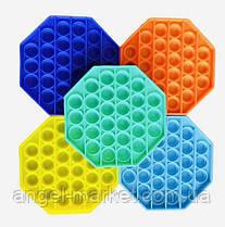 Сімпл Дімпл Simple Dimple кольорова іграшка тренд травень 2021 антистрес для дітей і дорослих з кружечками