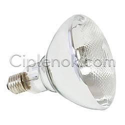 Лампа инфракрасная BR38 175 Вт бел. UFARM