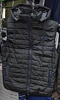 Жилетка мужская на синтепоне норма 48-56, фото 1
