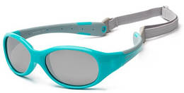 Солнцезащитные очки для детей, с ремешком, Koolsun Flex, 3-6 лет