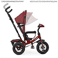 Велосипед трехколесный колясочного типа с игровой панелью M 3115HA-3L TURBOTRIKE, фото 2