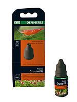 Комплекс полезных веществ для креветок Dennerle Nano Crusta-Fit, с комплексом Crusta-Care, 15 мл