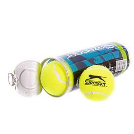 Мячи для большого тенниса SLAZENGER CHAMPIONSHIP (3шт) BT-8381