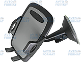 Держатель для телефона  автомобильный на лобовое стекло или торпеду на присоске раздвижной, фото 2