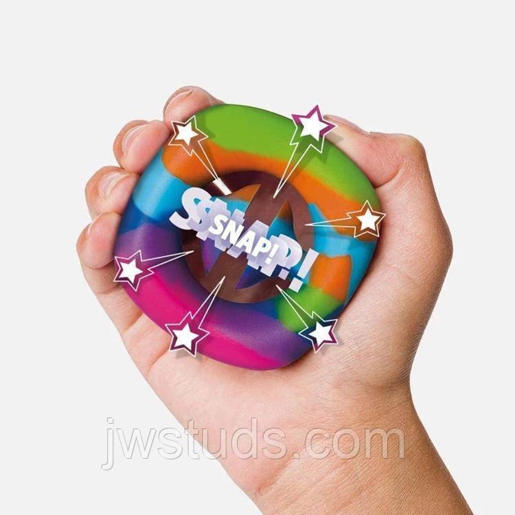 Антистресс Snapperz Игрушка для Снятия Стресса Новинка Pop It 2021 Фиджет Игрушка