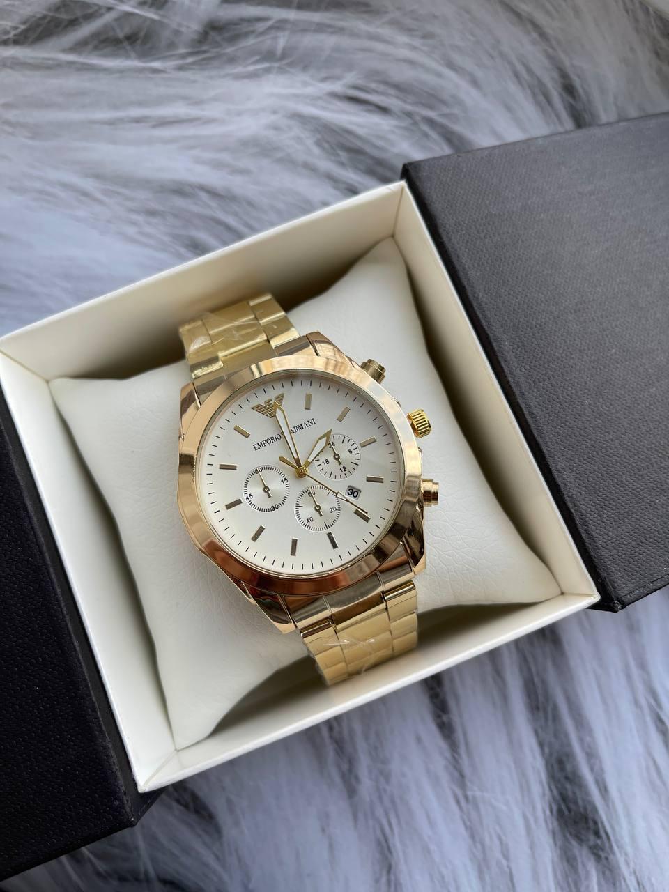 Наручний годинник Emporio Armani