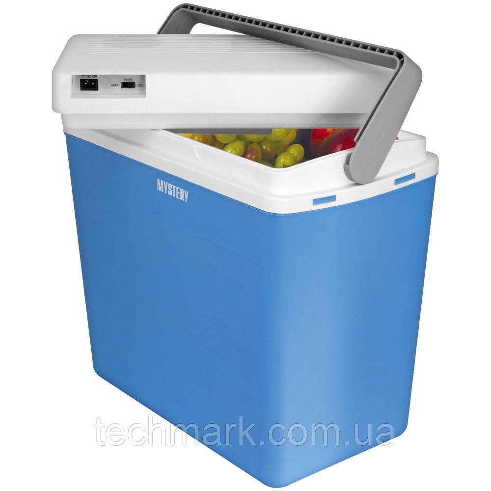 Портативный автомобильный Автохолодильник Mystery MTC-243 Охлаждение + Нагрев