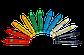 Воскова крейда універсальна, в тч і для для шиномонтажу, кольорова 12шт в пачці, фото 2
