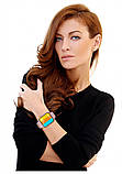 Смарт годинник T500 + Pro Watch 6 series Рожеві в стилі Apple Watch (Smart Watch) Розумні годинник Фітнес браслет, фото 2