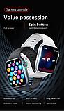Смарт годинник T500 + Pro Watch 6 series Рожеві в стилі Apple Watch (Smart Watch) Розумні годинник Фітнес браслет, фото 3