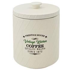 Банка для кофе 850мл 11.5*11.5*15.5см, MC2797