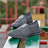 Чоловічі кросівки Гіпаніс KA 942 СІРИЙ, фото 7