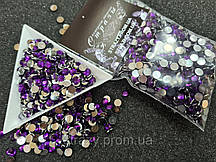 Стрази акрилові ss20 (5.0 мм) Purple velvet 1400 шт