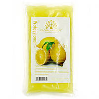 Парафин косметический для парафинотерапии в пакете 500 мл Global Fashion ЛИМОН, фото 1