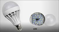 Светодиодная лампочка 12W E27 , LED