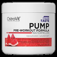 Передтренувальний комплекс Pump Pre-Workout Formula OstroVit 300 г, фото 4