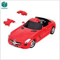 Игрушка 3D пазлы машинка Mercedes SLS AMG GT Eureka