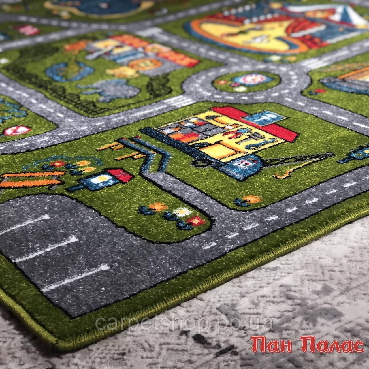 133х190 см. Детский коврик Kolibri 11061/130, производитель Karat Carpet  Украина