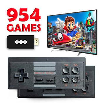 Игровая приставка Dendy HDMI    954 встроенных игр 8 бит