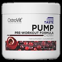 Передтренувальний комплекс Pump Pre-Workout Formula OstroVit 300 г, фото 3