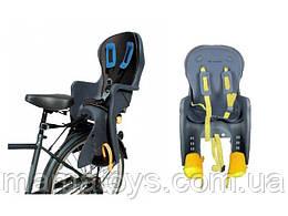 Детское Велокресло на багажник TILLY Easy Fit T-841