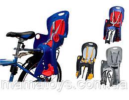 Детское Велокресло на багажник TILLY Maxi T-831