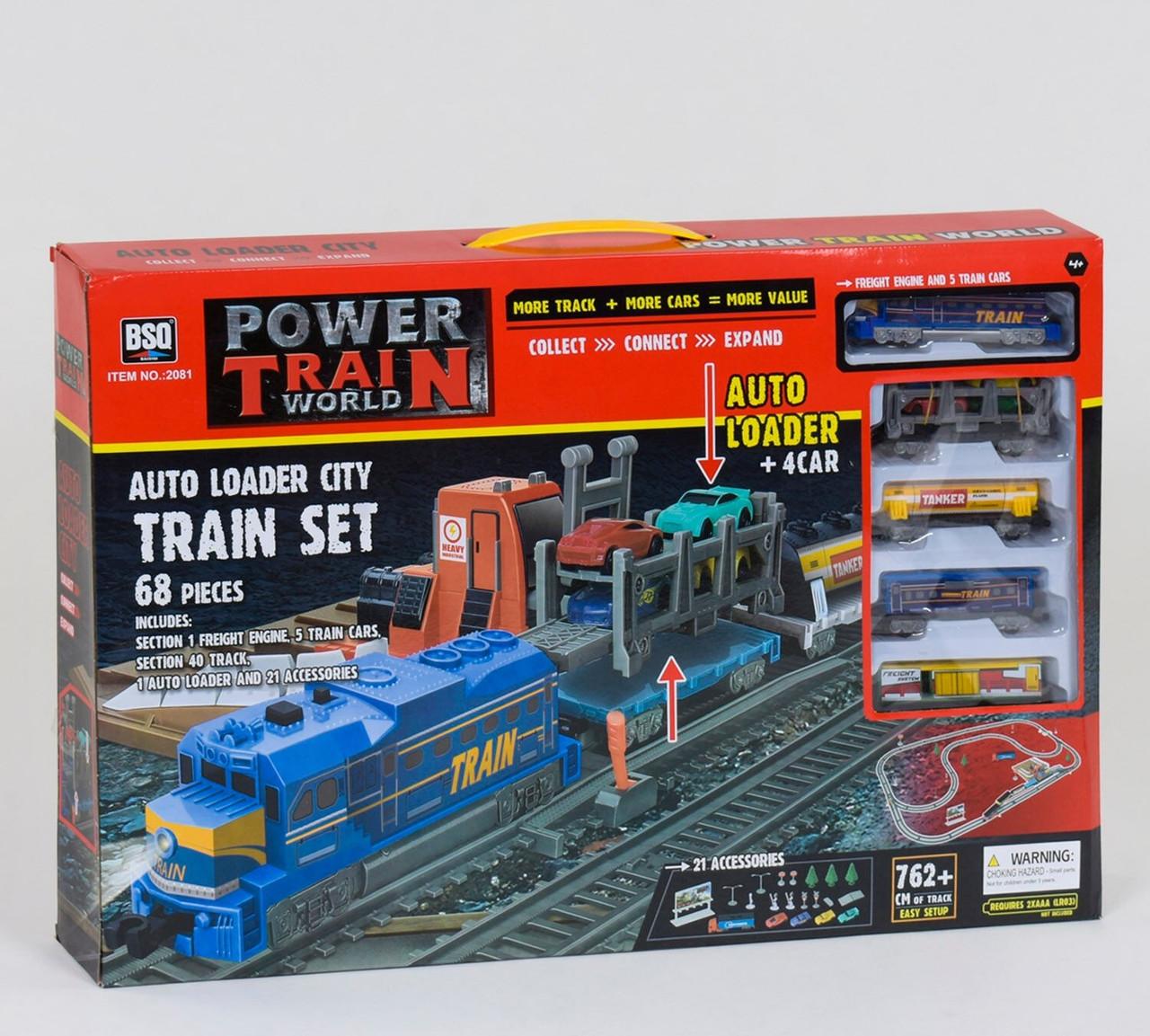 Детская Железная дорога 2081
