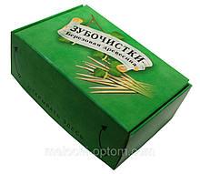 "Зубочистки 400 шт.""Toothpick"" 10шт./уп."